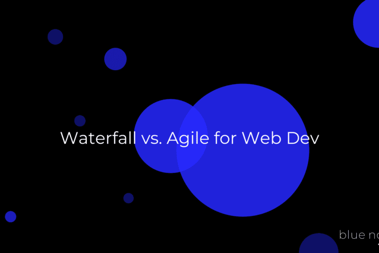 Waterfall vs. Agile Web Development